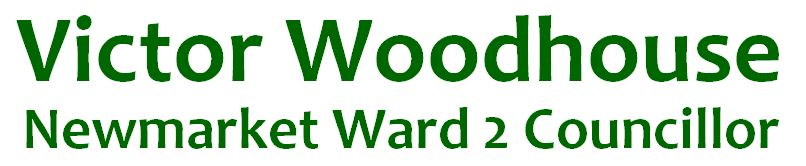 Victor Woodhouse for Newmarket Ward 2 Councillor